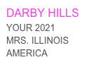 DR. CHRIS BAEK YOUR 2020  MRS. ILLINOIS AMERICA